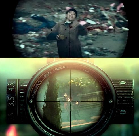 El Francotirador / Hitman Absolution: Sniper Challenge (Square Enix, 2014)